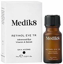 Perfumería y cosmética Sérum de noche reparador para contorno de ojos con retinol y vitamina A - Medik8 Retinol Eye TR