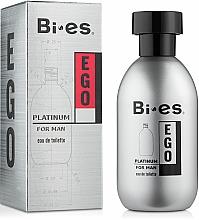 Perfumería y cosmética Bi-Es Ego Platinum - Eau de toilette