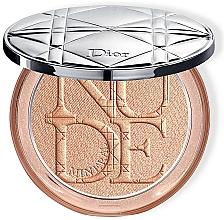 Perfumería y cosmética Polvos iluminadores - Dior Diorskin Mineral Nude Luminizer Powder