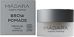 Perfumería y cosmética Pomada de cejas - Madara Cosmetics Brow Pomade