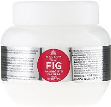 Perfumería y cosmética Mascarilla capilar con extracto de higo - Kallos Cosmetics FIG Booster Hair Mask With Fig Extract