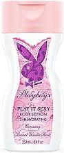 Perfumería y cosmética Playboy Play It Sexy - Loción corporal con aroma a vainilla