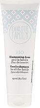 Perfumería y cosmética Champú natural suave con agua floral de lavanda - Charlotte Family Bio Shampoo