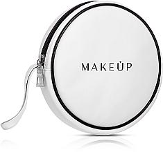 Perfumería y cosmética Bolso cosmético, blanco (16x4cm) - MakeUp