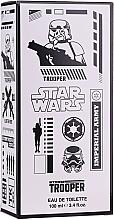 Perfumería y cosmética Disney Star Wars Stormtrooper 3D Imperial Army - Eau de toilette