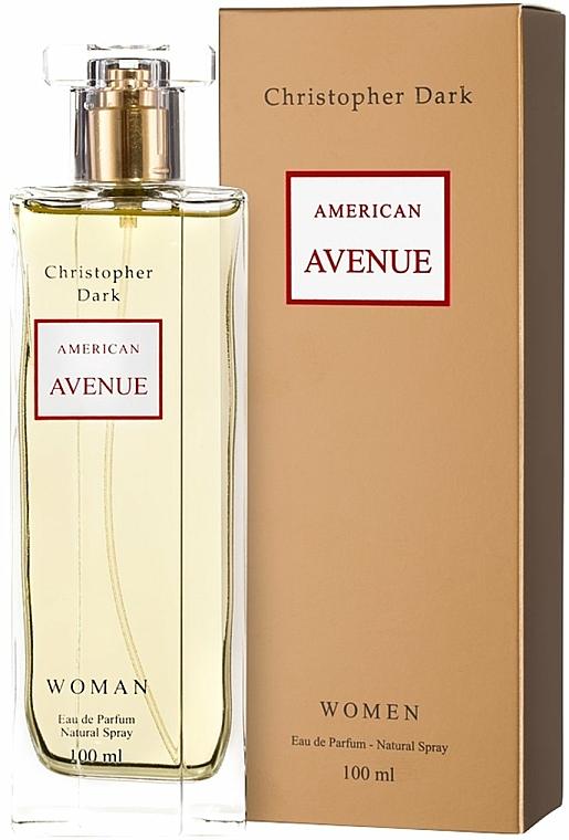 Christopher Dark American Avenue - Eau de parfum — imagen N1