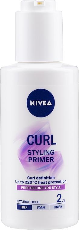 Gel para rizos con aceite seco - Nivea Styling Primer Curl