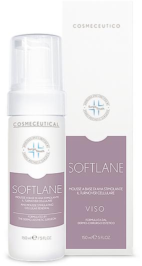 Mousse facial limpiador con 4 ácidos - Surgic Touch Softlane