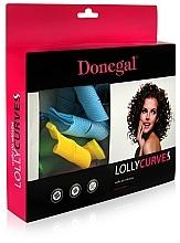 Perfumería y cosmética Set rulos para cabello lolly curves 5007 - Donegal
