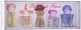 Perfumería y cosmética Charrier Parfums La Collection - Set mini (eau de parfum/12ml + eau de parfum/11.5ml + eau de parfum/10.7ml + eau de parfum/9.8ml + eau de parfum/10.1ml)
