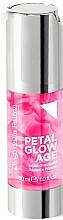Perfumería y cosmética Sérum facial iluminador con pétalos de rosa y pantenol - Diego Dalla Palma Petal Glow Age Radiance Infusion