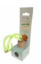 Perfumería y cosmética Ambientador para coche con aceite esencial de mandarina, aroma afrutado - Mira