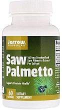 Perfumería y cosmética Complemento alimenticio en cápsulas de Saw Palmetto - Jarrow Formulas Saw Palmetto