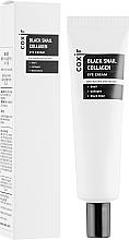 Perfumería y cosmética Crema antiarrugas para contorno de ojos con baba de caracol y colágeno - Coxir Black Snail Collagen Eye Cream