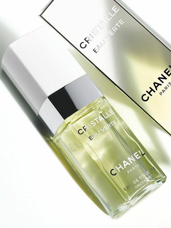 Chanel Cristalle Eau Verte - Eau de toilette — imagen N3