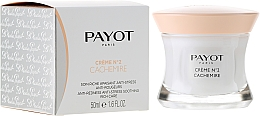 Perfumería y cosmética Crema antiestrés y antienrojecimiento con extracto de boswellia & jazmín - Payot Creme №2 Cachemire