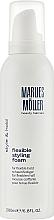 Perfumería y cosmética Espuma para cabello, fijación suave - Marlies Moller Flexible Styling Foam