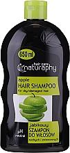Perfumería y cosmética Champú de manzana con extracto de aloe vera y aceite de almendras dulces - Bluxcosmetics Naturaphy Apple Hair Shampoo
