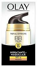 Perfumería y cosmética BB crema hidratante - Olay Total Effects BB Cream SPF15