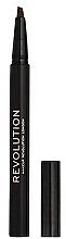 Perfumería y cosmética Rotulador para cejas - Makeup Revolution Bushy Brow Pen