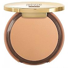 Perfumería y cosmética Base de maquillaje bronceadora compacta, resistente al agua - Pupa Extreme Bronze Foundation SPF 15 UVA/UVB
