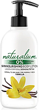 Perfumería y cosmética Loción corporal perfumada - Naturalium Fruit Pleasure Vanilla Body Lotion