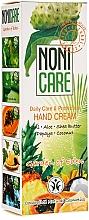 Perfumería y cosmética Crema de manos con aceite de espino amarillo - Nonicare Garden Of Eden Hand Cream