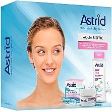 Perfumería y cosmética Set facial - Astrid Aqua Biotic Set (crema/50ml+agua micelar/400ml)