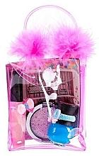 Perfumería y cosmética Tutu Mix 23 (esmalte de uñas/5ml+brillo de labios/7ml+sombra de ojos/4,5ml+neceser) - Set de maquillaje infantil