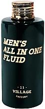Perfumería y cosmética Fluido hidratante para rostro, manos y cuerpo de hombres - Village 11 Factory Men's All in One Fluid