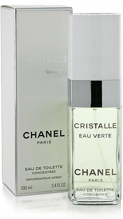 Chanel Cristalle Eau Verte - Eau de toilette — imagen N2