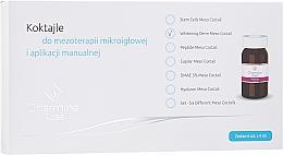 Perfumería y cosmética Cóctel blanqueador con vitamina C y ácido hialurónico - Charmine Rose Whitening Derm Meso Coctail