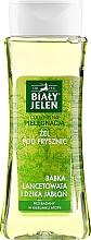 Perfumería y cosmética Gel de ducha hipoalergénico con plátano y manzana - Bialy Jelen Plantain And Wild Apple Tree Shower Gel