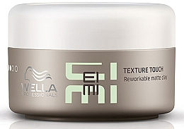 Perfumería y cosmética Arcilla mate para cabello con minerales y cera de abejas - Wella Professionals EIMI Texture Touch