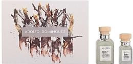Perfumería y cosmética Adolfo Dominguez Agua Fresca - Set (eau de toilette/120ml + eau de toilette/30ml)
