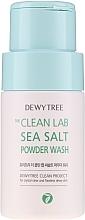 Perfumería y cosmética Polvo de limpieza facial con sal marina - Dewytree The Clean Lab Sea Salt Powder Wash