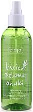 Perfumería y cosmética Agua tonificante con hojas de oliva y vitamina C - Ziaja Olive Leaf Water