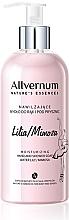 Perfumería y cosmética Jabón líquido para manos y cuerpo con lirio y mimosa - Allverne Nature's Essences Hand And Shower Soap