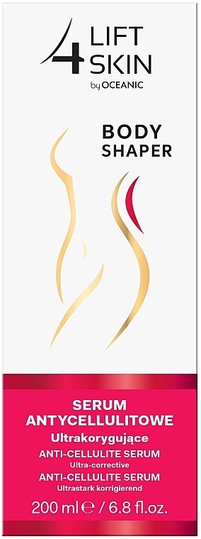 Sérum corporal con extracto de rusco - Lift 4 skin Body Shaper Serum