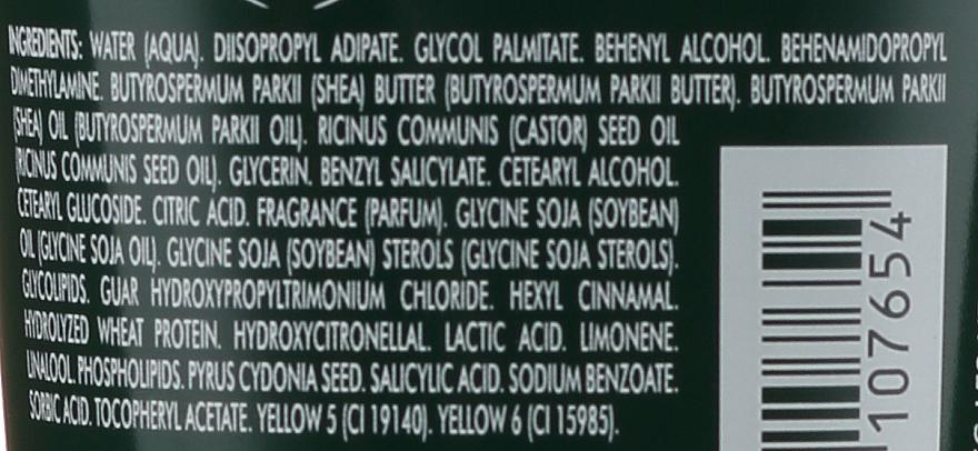 Mascarilla capilar nutritiva con manteca de karité - Rene Furterer Nutri Karite Mask — imagen N3