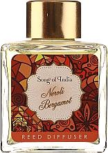 Perfumería y cosmética Difusor de aroma, neroli y bergamota - Song of India