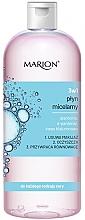 Perfumería y cosmética Agua micelar con alantoína, D-pantenol y ácido hialurónico - Marion