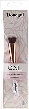 Perfumería y cosmética Brocha para bases líquidas y polvos sueltos o compactos, 4089 - Donegal QAL