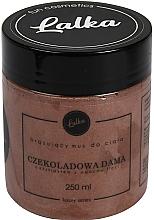 Perfumería y cosmética Mousse bronceadora de chocolate - Lalka
