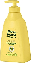 Perfumería y cosmética Heno de Pravia Original - Jabón de manos líquido