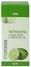 Perfumería y cosmética Aceite esencial de lima 100% puro - Holland & Barrett Miaroma Lime Pure Essential Oil