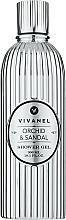 Perfumería y cosmética Gel de ducha con aroma a orquídea y sándalo - Vivian Gray Vivanel Orchid & Sandal