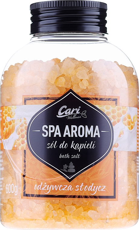 Sales para baño de miel - Cari Spa Aroma Salt For Bath