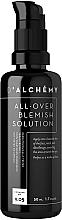 Perfumería y cosmética Crema facial con aceite de semilla de uva y bambú - D'alchemy All Over Blemish Solution