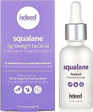 Perfumería y cosmética Aceite facial ligero con escualano - Indeed Laboratories Squalane Facial Oil